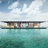 新加坡建築師打造水上全景漂浮屋