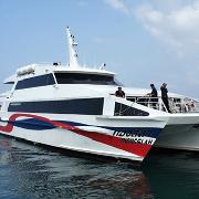 蘇梅島邦拉碼頭到帕岸島船票(電子票)-Lomprayah