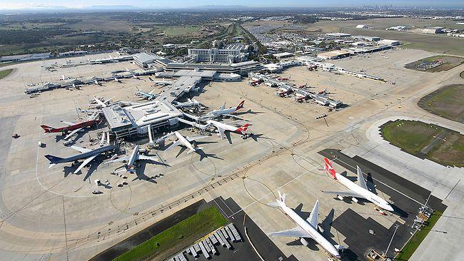 墨爾本圖拉馬林機場