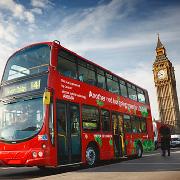 倫敦隨上隨下雙層觀光巴士車票(Big Bus)