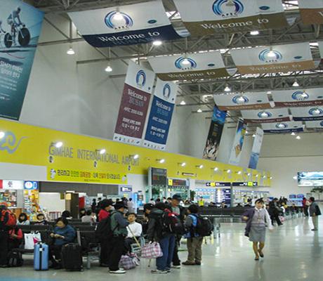 韓國釜山機場24小時租車接送服務,釜山金海機場租車,釜山金海機場包車