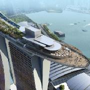 新加坡Sands SkyPark金沙空中花園觀景台門票