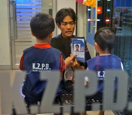 泰國曼谷kidZania