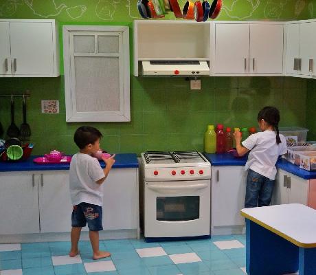 泰國曼谷KidZania兒童樂園