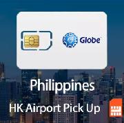 菲律賓 Globe 4G/3G上網卡 (香港機場領取)