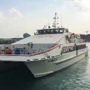新加坡往返巴淡島輪渡船票(港灣中心出發)