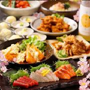 大阪柚子小町居酒屋自助餐(日式包廂+無限暢飲)