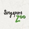 新加坡動物園景區logo