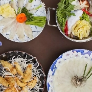 首爾三湖河豚家河豚料理套餐(新村店)
