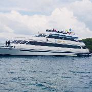 泰國喀比奧南-布吉島往返單程船票(含酒店接送)