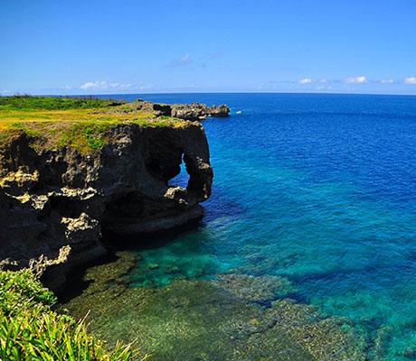 沖繩恩納村無人島獨木舟體驗+浮潛之旅
