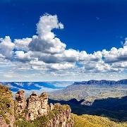 悉尼藍山三姊妹峰+珍羅蘭石窟深度一日遊