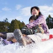 神戶六甲山雪上樂園入場券+玩雪盆(每兩人一台)優惠套票