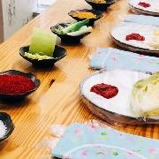 濟州島三龍飲食文化體驗館(韓服體驗+製作美食)
