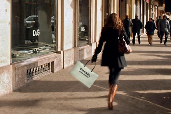 巴黎,購物天堂及時尚之都