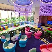珠海長隆馬戲酒店2天1晚三人套票(酒店+兩日無限海洋王國+《龍秀》表演+自助晚餐)