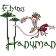 Flying Hanumanlogo