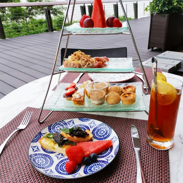 澳門旅遊塔Tromba Rija皇家葡萄餚下午茶套餐(電子票)