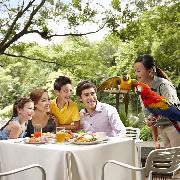 新加坡裕廊飛禽公園門票+The Lodge午餐(含園內遊覽車)