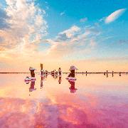沙巴美人魚島+海河灣天空之境一日遊