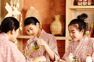 芭堤雅湯之森Yunomori Onsen & Spa水療館按摩美食套餐