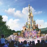 香港迪士尼樂園1日門票+三合一餐券套票