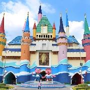 曼谷暹羅水陸雙主題樂園Siam Park City門票(贈自助午餐)