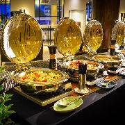 布吉芭東千禧酒店The Straits Restaurant泰式BBQ自助晚餐