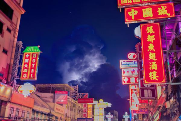 水門去唐人街 曼谷中國城地鐵 曼谷唐人街怎麽去 曼谷唐人街交通2020 曼谷唐人街mrt出口