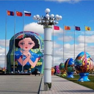 套娃廣場(俄羅斯藝術博物館)