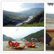 瀾滄江漂流