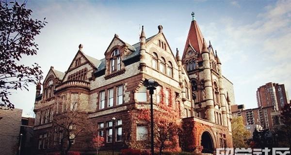 加拿大多倫多大學金融經濟學碩士專業的錄取要求...
