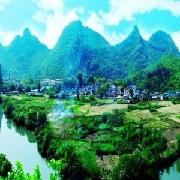 【桂林歡樂鄉村4日遊】走入山水畫卷 體驗鄉村特色