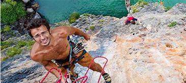 喀比Railay攀岩課程